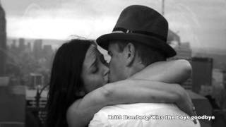 Britt Damberg - Kiss the boys goodbye