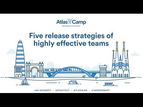 Five release strategies of highly effective teams - Ian Grunert