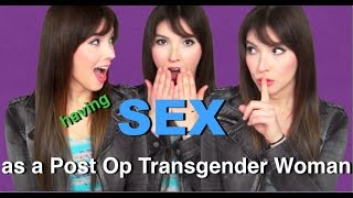 Having SEX After My Sex Reassignment Surgery! - Post Op TRANS | Caroland