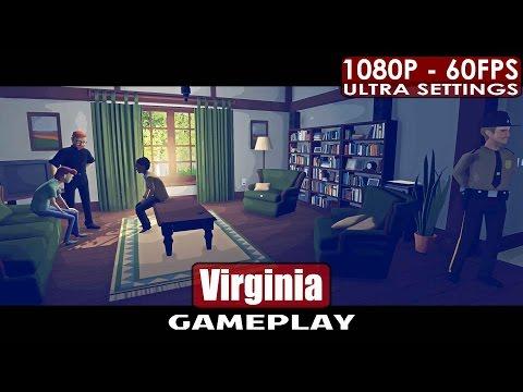 Virginia gameplay PC