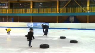 Школа хоккея техника катания хоккеиста. Часть 1