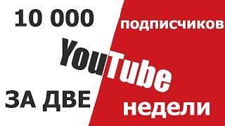 Как набрать подписчиков в ютубе? Пошаговая Инструкция   Продвижение на YouTube 2020