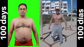 Mi transformación en 100 días.