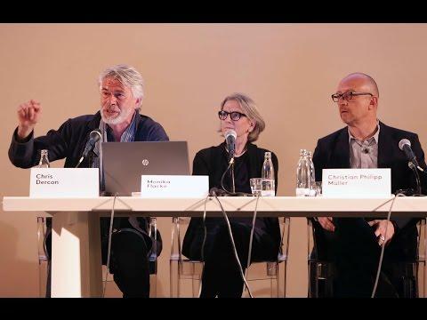 "Haus der Kunst: Symposium: Discussion: ""Reconstruction of the Post-War-Museum"""