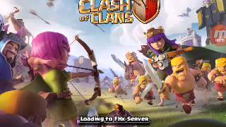 Super mod Clash of Clans FHx