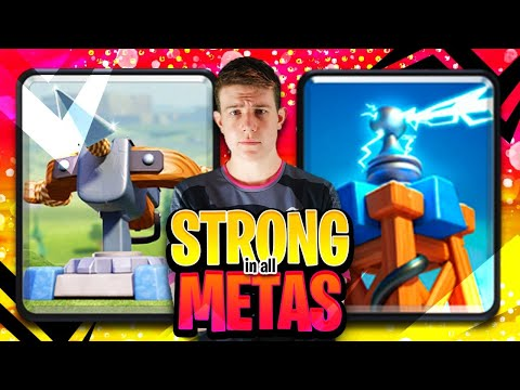 🏅7150+ TROPHIES! TOP 50 GLOBAL PUSH WITH 2.9 X-BOW CYCLE! Clash Royale