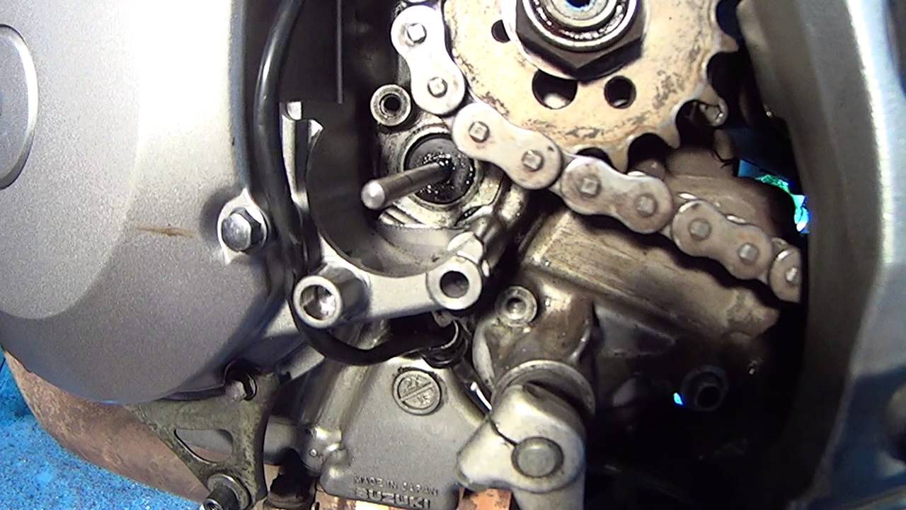 Kawasaki Clutch Push Rod
