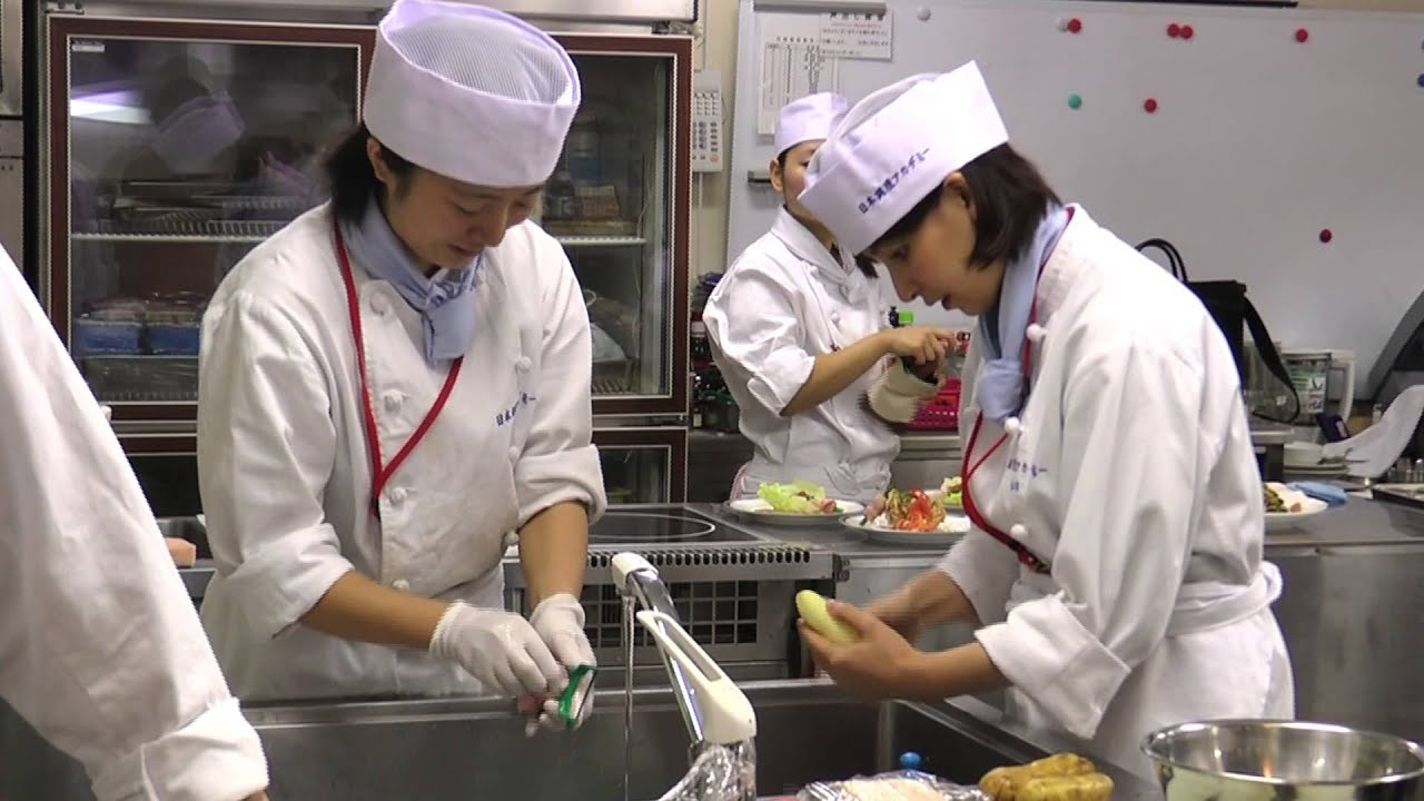 丹波山村特産品料理コンテスト告知1/日本調理アカデミー - YouTube