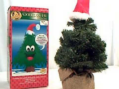 DOUGLAS FIR THE TALKING TREE - DOUGLAS FIR THE TALKING TREE - YouTube