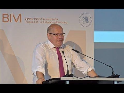 3. Berliner Rede zur Integrationspolitik