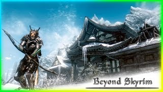Skyrim – Visiting Cloud Ruler Temple from Oblivion!