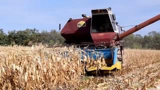 Збір кукурудзи  у 2018 році