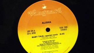 Baby talk - Alisha (special remix)