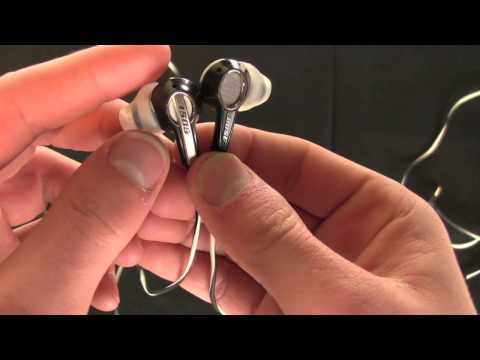 Bose MIE2i In-Ear Headphone Review (2010)