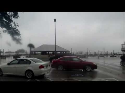 Murrells Inlet Storm Surge Time Lapse