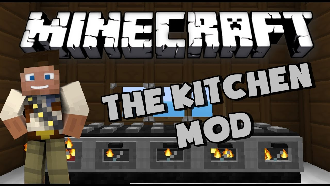minecraft mods how to install the kitchen mod for minecraft 1 modular sandwichas youtube. Black Bedroom Furniture Sets. Home Design Ideas