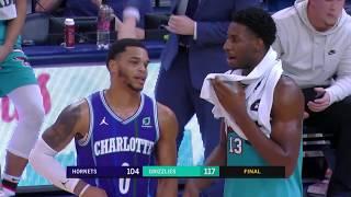 Memphis Grizzlies vs Charlotte Hornets | December 29 2019