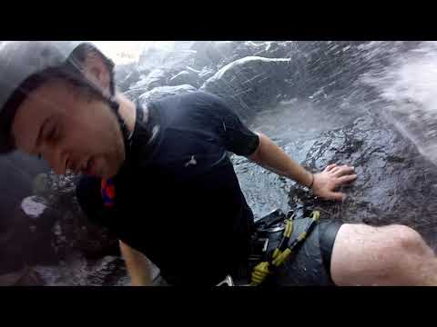 Hawaiian Rappelling Accident (Graphic)