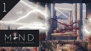 Mr. Odd - Let's Play Mind: Path to Thalamus - Part 1 - Beautiful Disaster
