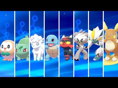 Pokémon Sword & Shield: Isle of Armor - How to Get All Gift Pokémon