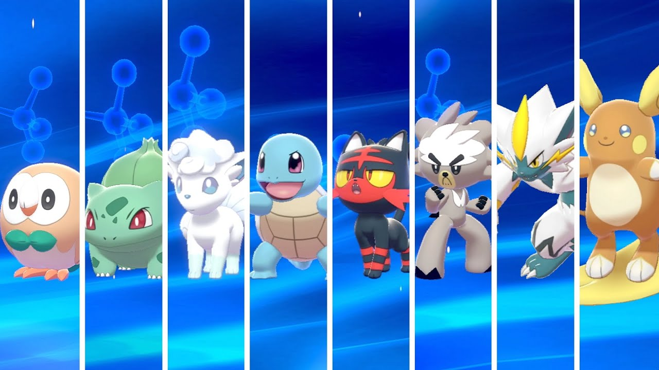 Download Pokémon Sword & Shield: Isle of Armor - How to Get All Gift Pokémon