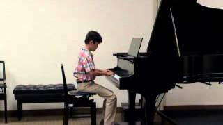 Ryan Trivette plays Bach Minuet