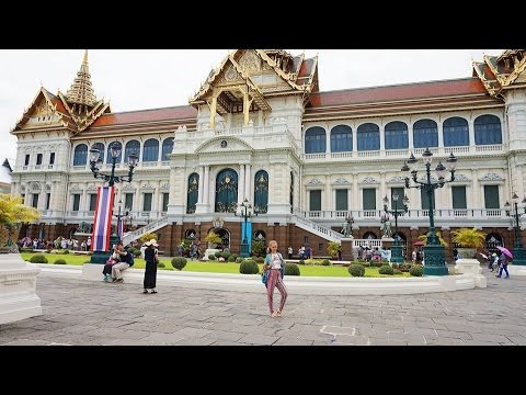 IM A CELEBRITY at the Grand Palace Bangkok [Thailand 2016]