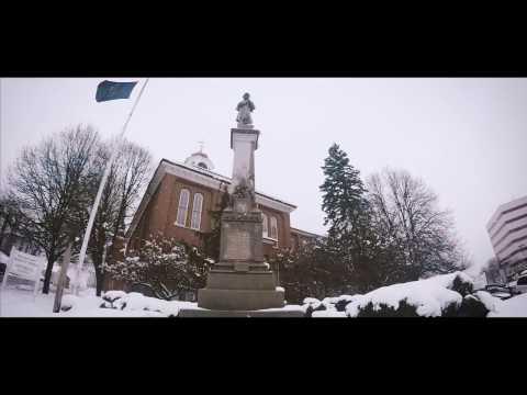 Snow Day in Auburn, Maine