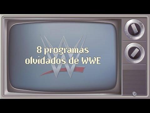 8 programas olvidados de la WWE | Loquendo | Mr. WWE