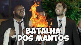 BATALHA DOS MANTOS - feat. Desconfinados | Tô Solto
