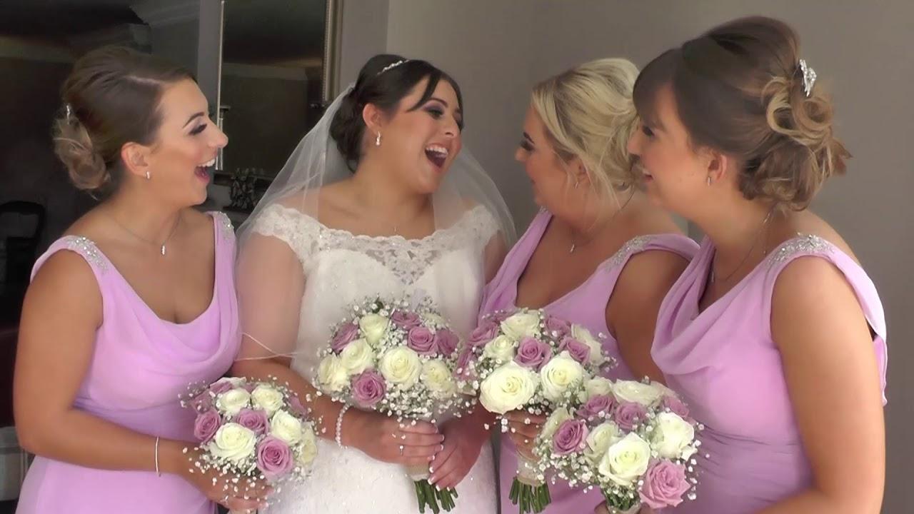 Krystyna And Darren Milne Wedding 14th July 2017 Banchory Lodge