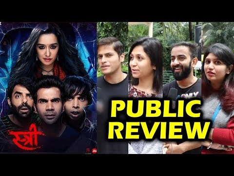 Stree Movie PUBLIC Review | STREE movie Public Reaction | Rajkumar Rao, Shraddha Kapoor
