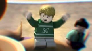 Лего: DC - Лига Справедливости Против Лига Бизарро