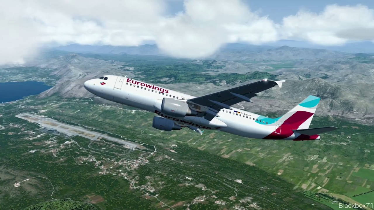 Aircraft Basics: Takeoff Trim Setting in the FSLabs A320/A319