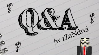 [Q&A] Prima parte - multe intrebari