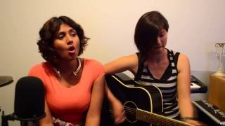 Rude - Magic Cover by Naomi Coulton and Leah (from judahcall)
