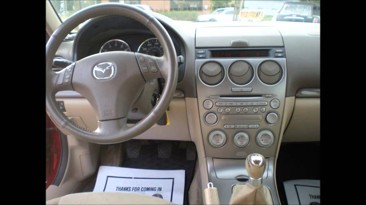Mazda Mazda6: How to Use This Manual