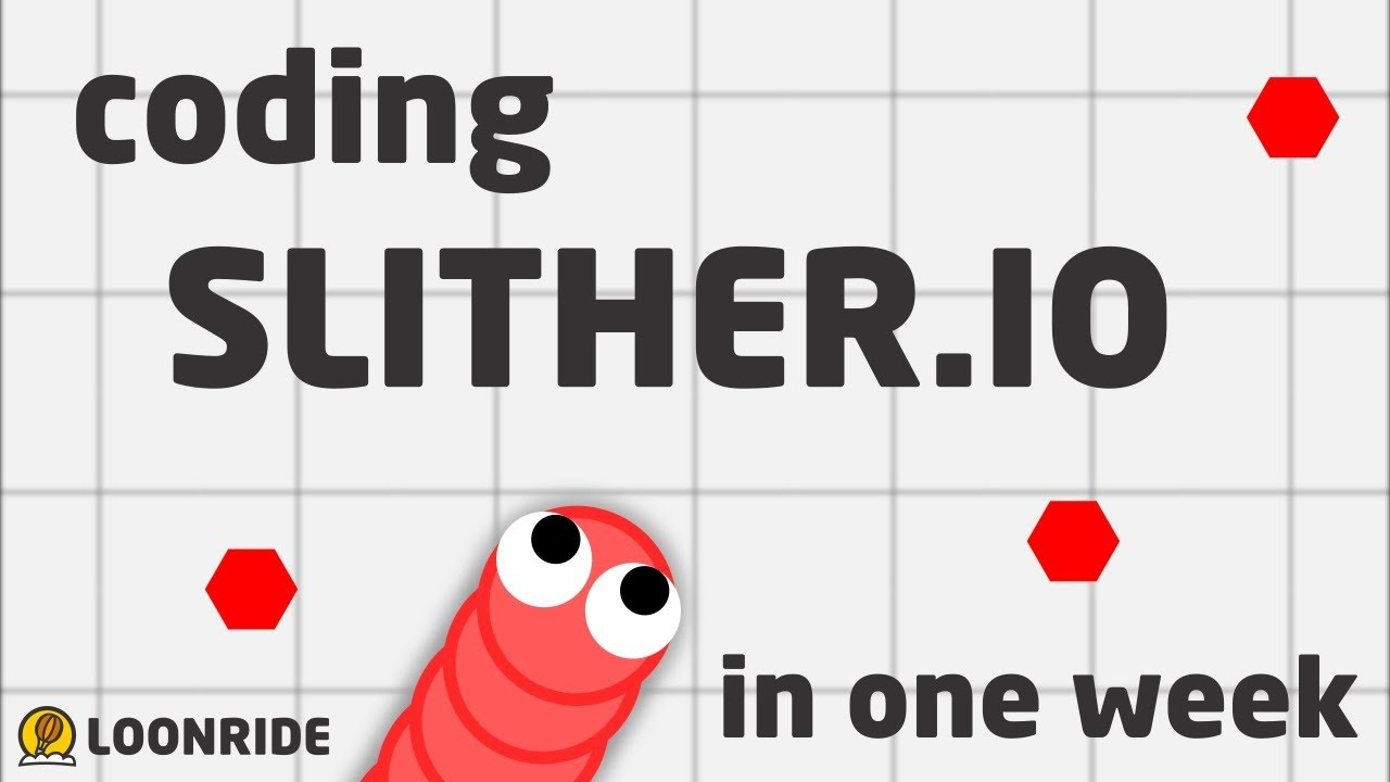 How to make Slither io with JavaScript: Part 1