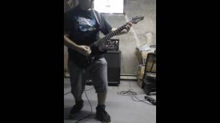 Voivod - Resistance Guitar Cover
