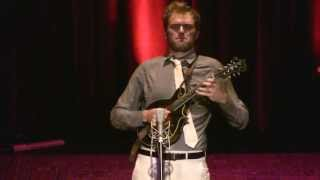 Chris Thile  2013-10-02  Partita No. 1 in B minor  (complete suite)