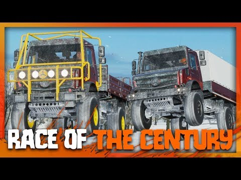 The Race of The Century is BACK! (Forza Horizon 4 Funny Moments) thumbnail