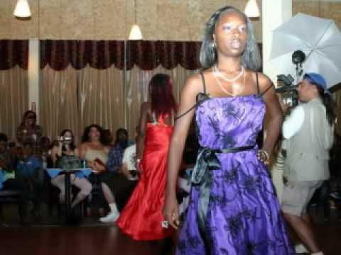 Icandi Styles Lancaster,CA fashion Show 2009