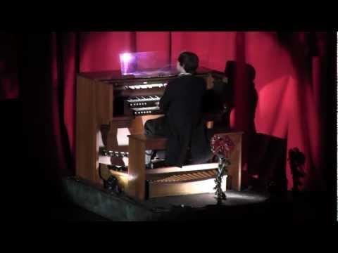 2011 Christmas Gala -- Organ solo