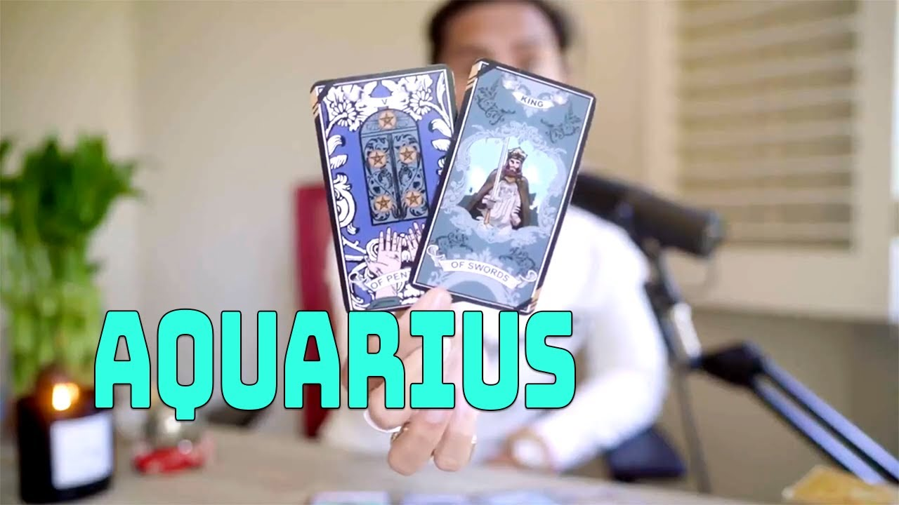 "AQUARIUS - ""I DON'T DO SECOND CHANCES"" AUGUST 8-14 WEEKLY TAROT READING"