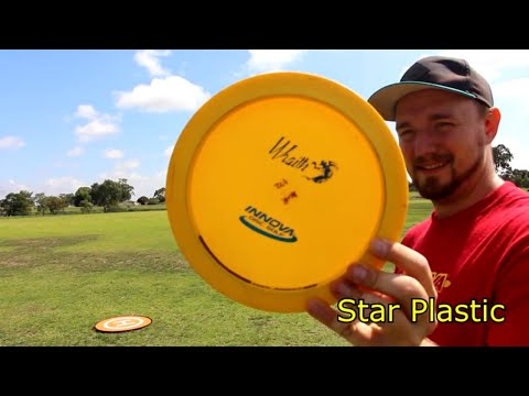 Innova Wraith Review (Pro, Star and Glow Plastic)   Flies Farther Than Destroyers