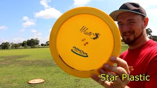 Innova Wraith Review (Pro, Star and Glow Plastic) | Flies Farther Than Destroyers