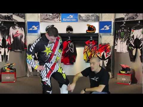 Thor Motocross Phase Rockstar Pant from Motorcycle-Superstore.com