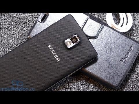 видеообзор смартфон кенекси