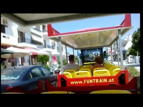 Kos Adası Kırmızı Tren Hattıyla Turumuz-Kos Island-Red train-