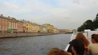 Экскурсия по рекам и каналам Санкт-Петербурга. (EOS 500D) Часть 9(, 2013-11-11T18:47:39.000Z)